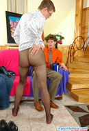 Pantyhose Gay Sex