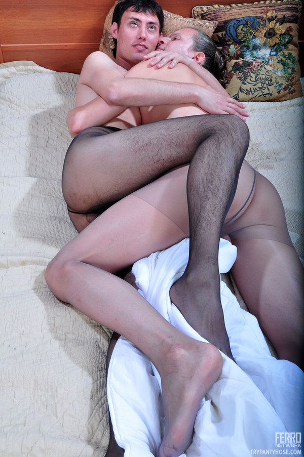 Naughty Gay Pantyhose Sex 76