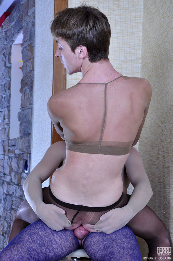 Pantyhose Sex Men 47