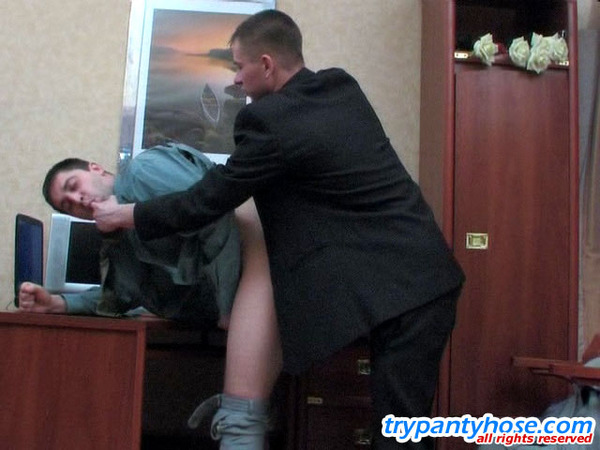In Crazy Pantyhose Sex Action The 73