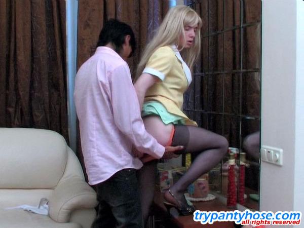 Rupert Morris Gay Pantyhose 24