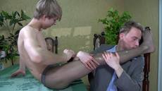 Pantyhose Gay Sex