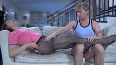 Nylon Gay Sex