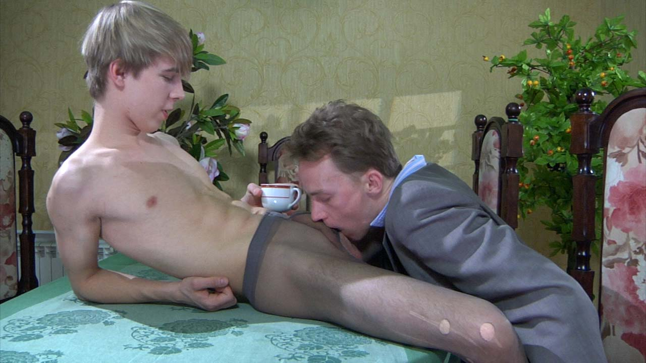 from Judson free gay pantyhose porn
